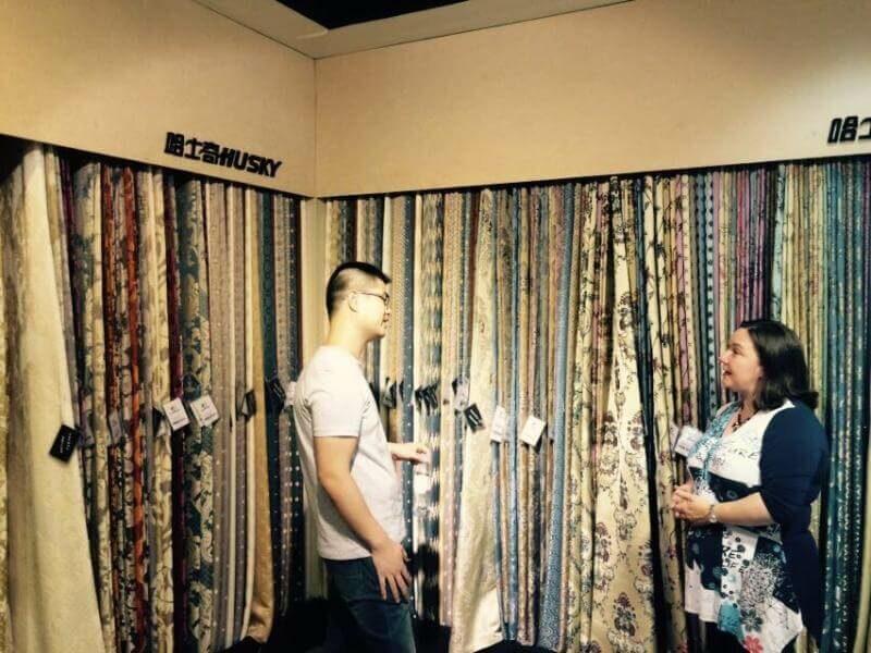 Im Gespräch mit dem Textildesigner und Eigentümer der Husky