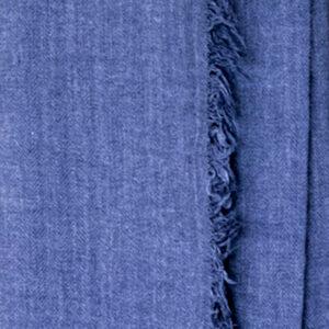 Schal aus Seide und Kaschmir