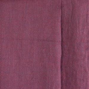 Grosser Kaschmir-Seiden-Schal bordeaux