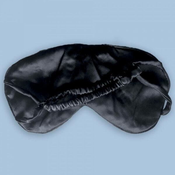 Schlafmaske aus reiner Seide