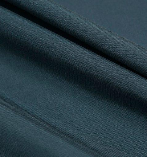 Seidenstoff habotai dunkelblau