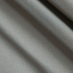 Seidenstoff habotai grau