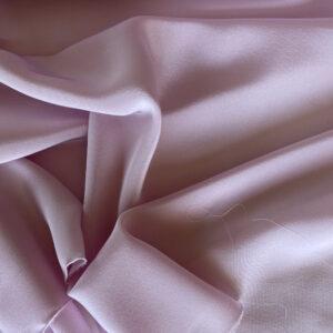 Crêpe de Chine lilac snow