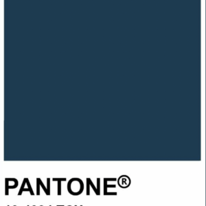 Pantone Sailor blue